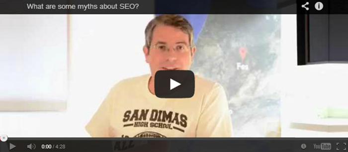 Some SEO Myths Debunked By Matt Cutts (Head Of The Search Spam Team at Google)