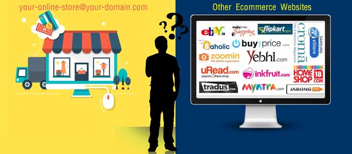 Don't Shun Your eCommerce Website For An Online Marketplace