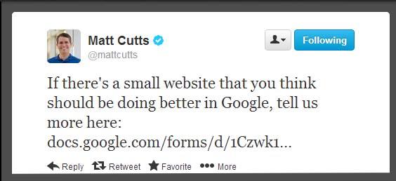 matt-cutts-tweet