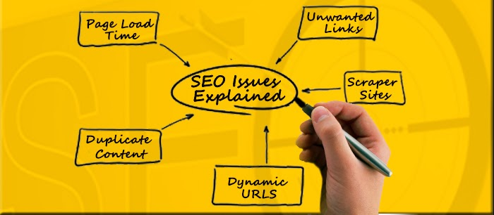 How To Tackle 5 Major SEO Issues Having An Adverse Effect On Your Site