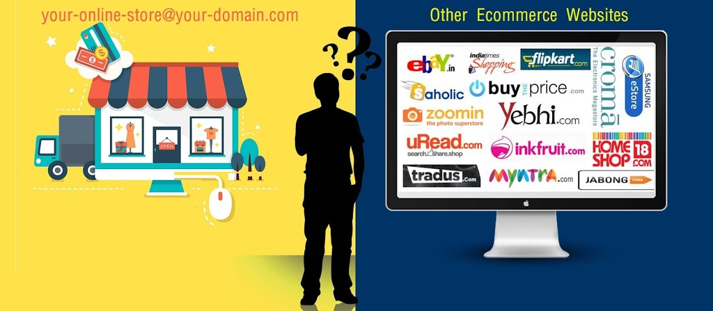 Online Market Place v/s Your Own ecommerce Store Online