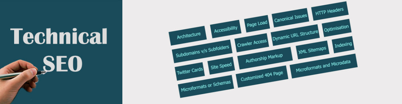 technical SEO Services