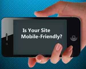 Google Algorithm to find mobile friendly sites for search results