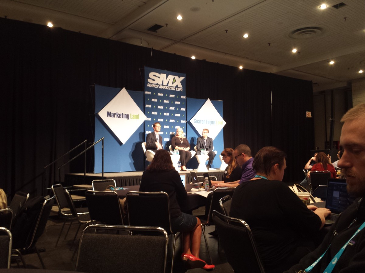 The Keynote Conversation with Brad Bender - SMX East 2015