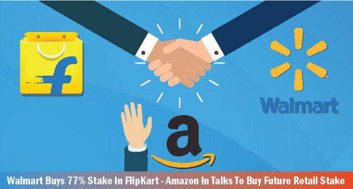 All About FlipKart and Walmart